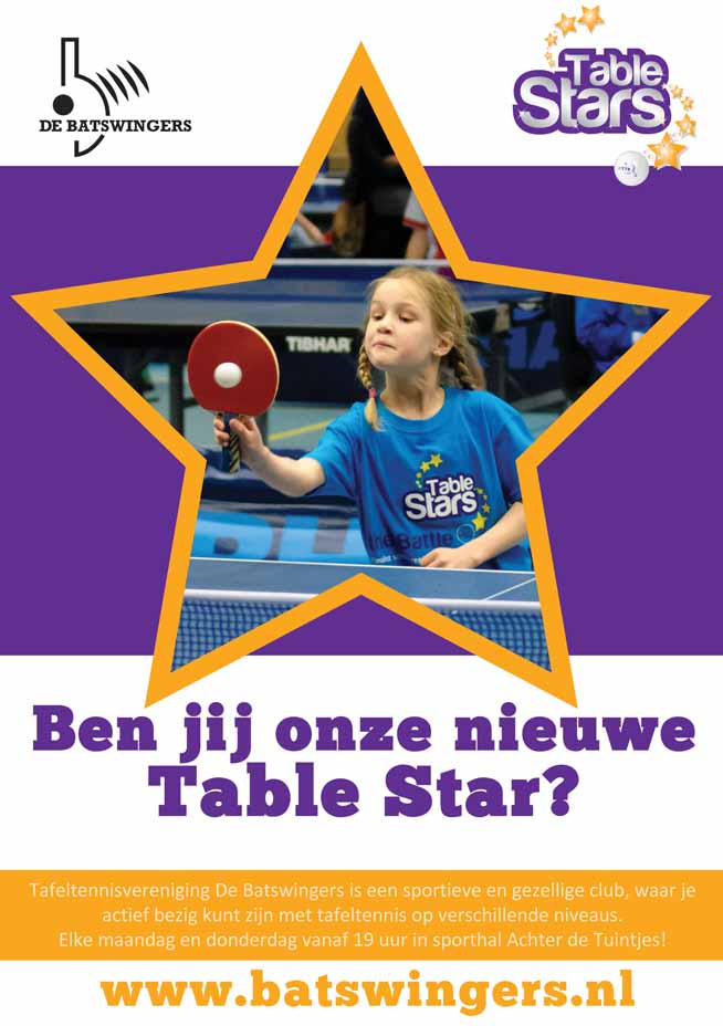 Table Stars, The Battle 2017